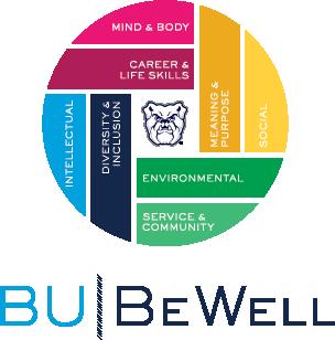 BU BeWell logo