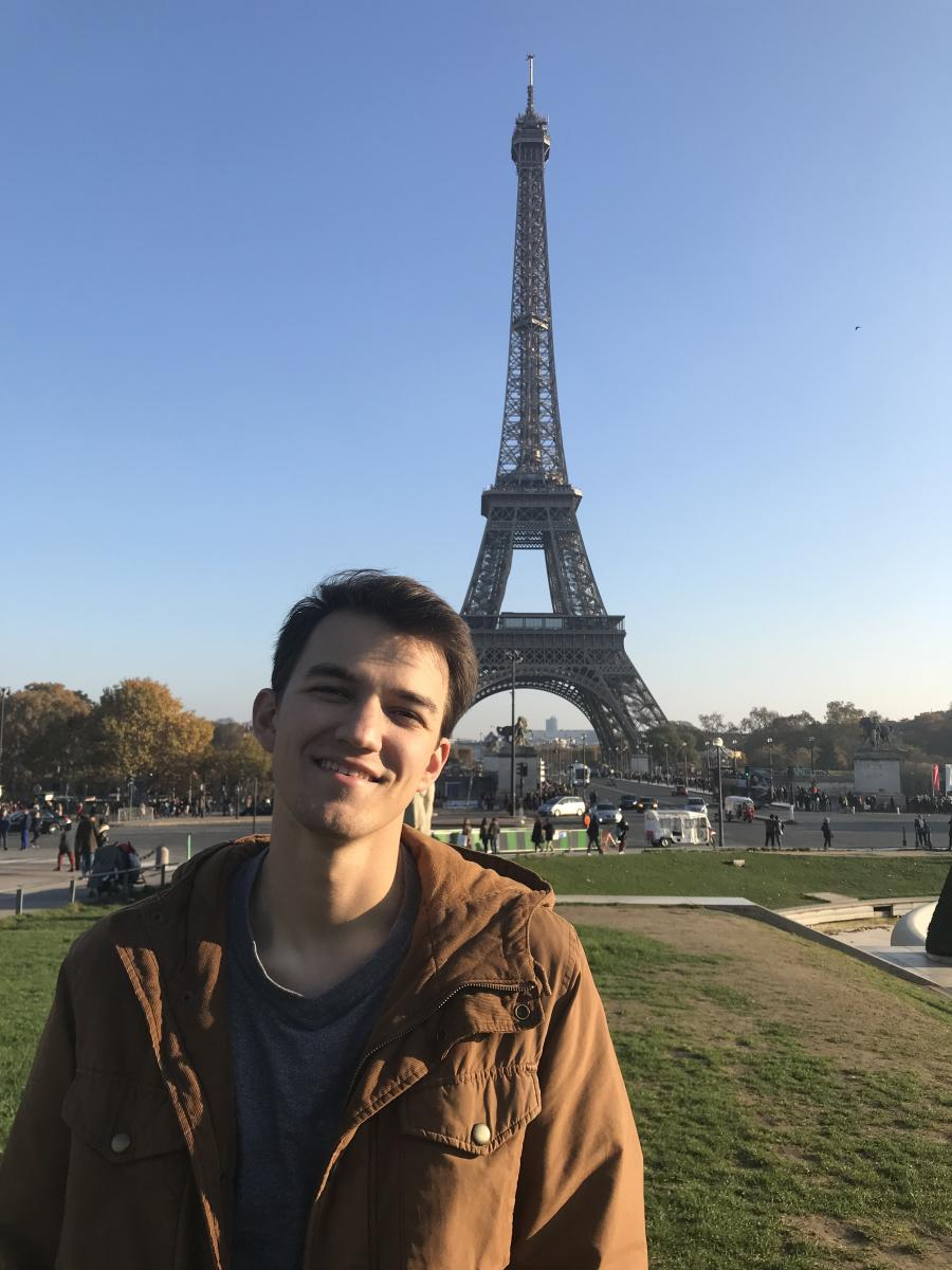 Jackson in Paris