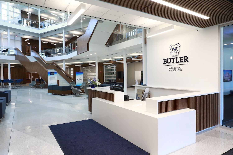 Business Building, Butler University